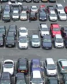 Parkings-afbeelding